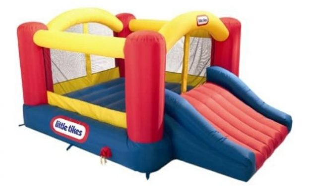 Little Tikes Jump n Slide Bouncer Review