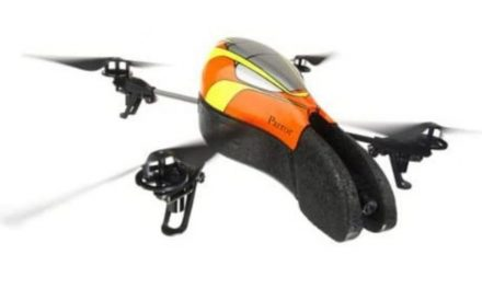 AR Drone Parrot Quadricopter, Best Gift For Everyone