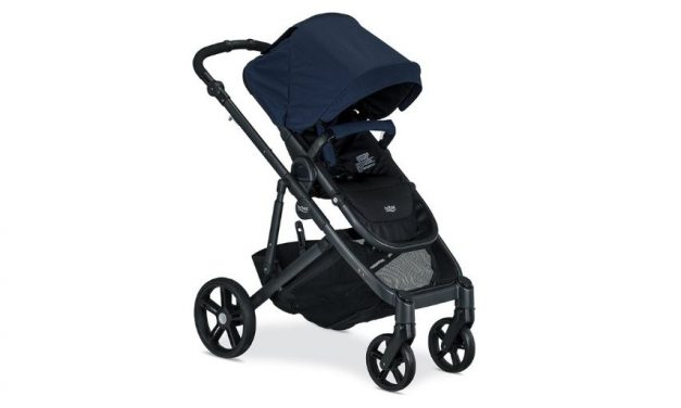 Britax Stroller B Ready Review